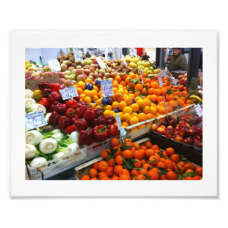 Frutta e Verdura (Fruit and Vegetables) Photograph
