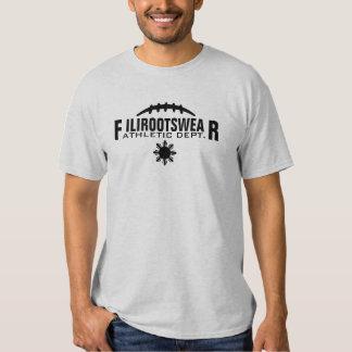 frw athletics dept tee shirt
