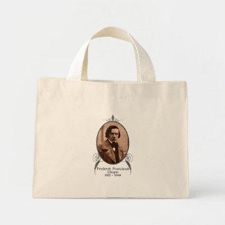 Fryderyk Chopin Mini Tote Bag