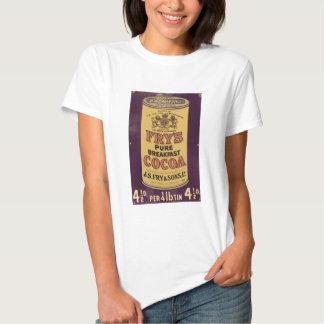 Fry's Cocoa Vintage Ad Tshirt