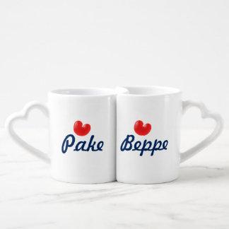 Fryslân Pake & Beppe Love Coffee Mug Set