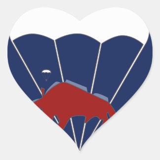FschJgBtl 314 Heart Sticker