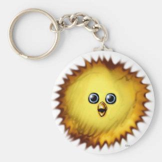 FSudolArt Merchandise Basic Round Button Key Ring