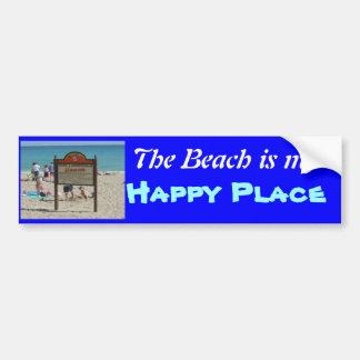 Ft Lauderdale Beach Bumper Sticker