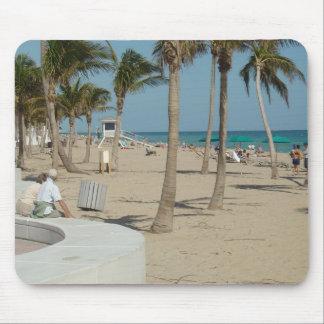 Ft Lauderdale Beach Mouse Mat