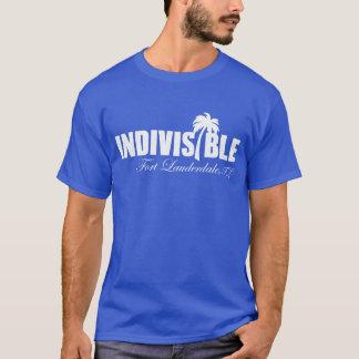 FT LAUDERDALE Indivisible - men's t-shirt - wht
