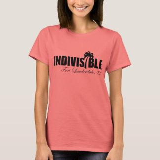 FT LAUDERDALE Indivisible - women's t-shirt - blk