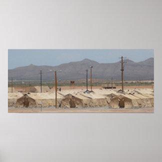 Ft. McGregor Base Camp Posters
