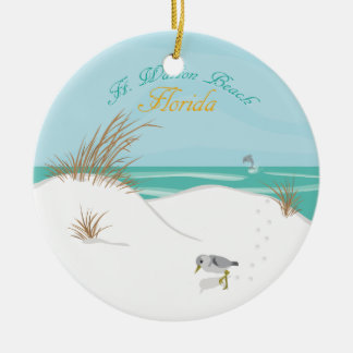Ft. Walton Beach (Florida) Christmas Ornament