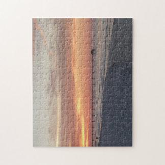 Ft. Walton Beach Florida Sunrise Photo Puzzle