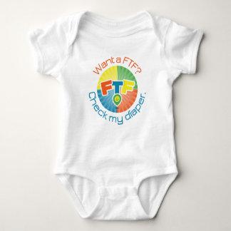 FTF Diaper Bodysuit