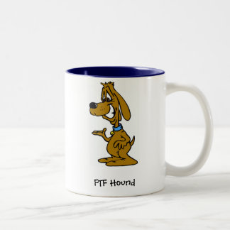 FTF Hound Coffee Mug