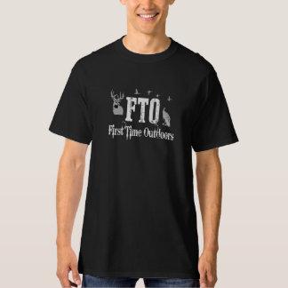 FTO White Logo Hanes T-Shirt