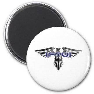 [FTW] 2011 Logo 6 Cm Round Magnet