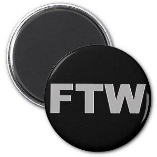FTW REFRIGERATOR MAGNETS