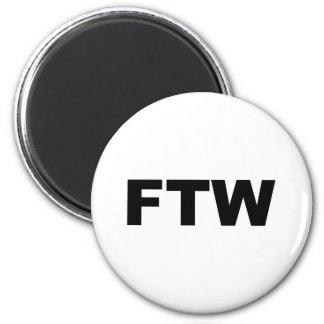 FTW FRIDGE MAGNET