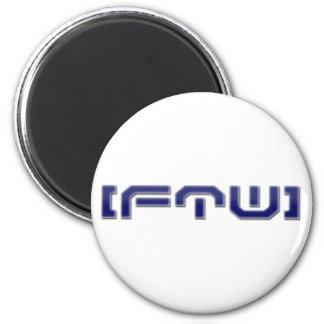 [FTW] Simple Logo Magnet