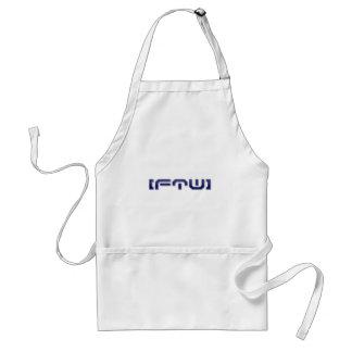[FTW] Simple Logo Standard Apron