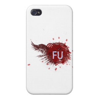 FU Blog Logo iPhone 4/4S Cover