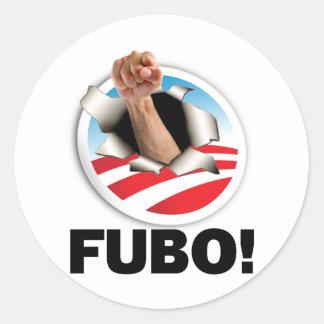 FUBO STICKERS