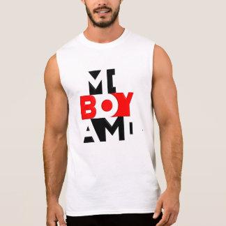 FUBYOYO MIAMI BOY special design for macho man Shirt