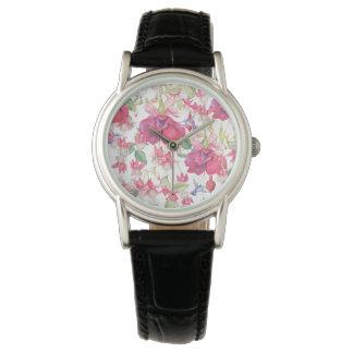 Fuchsia Fantasy Watch