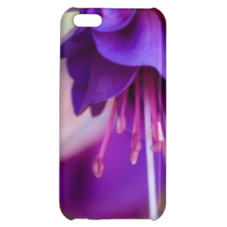 Fuchsia Flower Purple and Pink Case For iPhone 5C