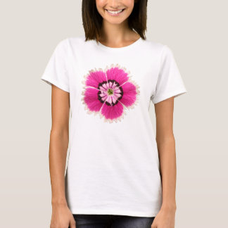 Fuchsia Flower T-Shirt