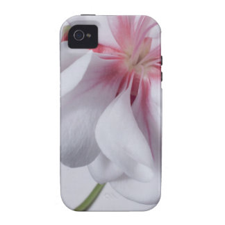 Fuchsia Flower Vibe iPhone 4 Cases
