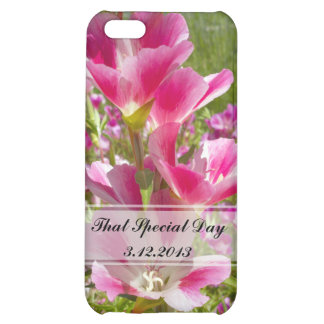 Fuchsia Flowers iPhone 5C Cases