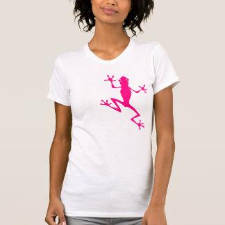 Fuchsia Frog T-Shirt