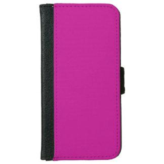 """Fuchsia"" iPhone 6 Wallet Case"