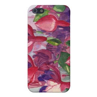 Fuchsia Lore iPhone 5 Cases