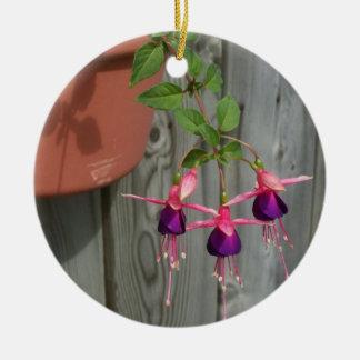 Fuchsia Ornament