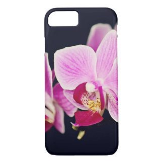 Fuchsia Pink Orchid iPhone 8/7 Case
