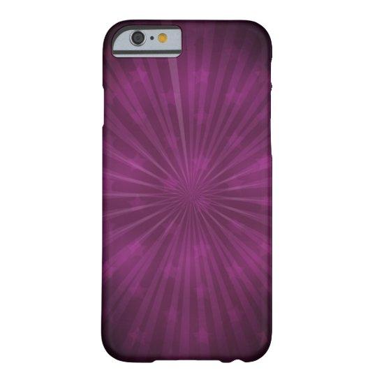 Fuchsia Star Pattern iphone 6-6s Case