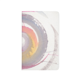 Fuchsia Swirls Journal