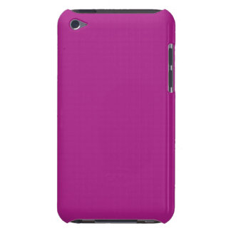 FUCHSIA WAS MAGENTA (a solid name-changed color) ~ iPod Touch Cases