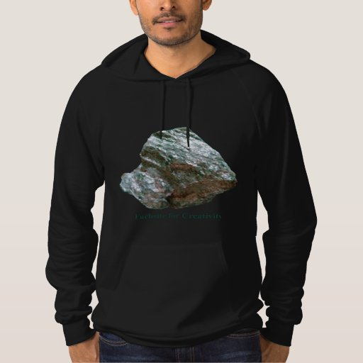 Fuchsite for Creativity Hoodie by IreneDesign2011