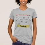 Fucitol Organic molecule Tshirt