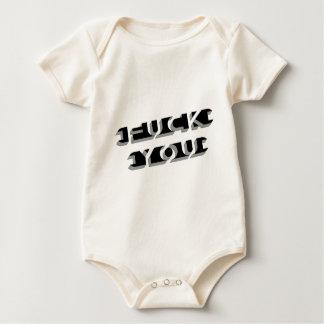 Fuck You Baby Bodysuit
