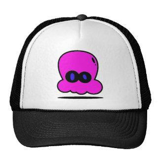 Fucshia panthom trucker hat