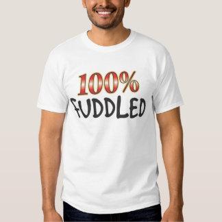Fuddled 100 Percent T-shirts