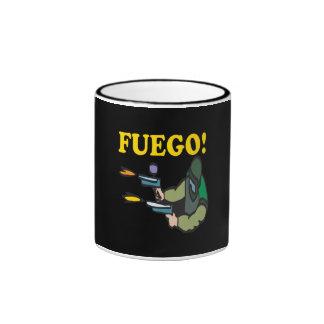 Fuego Coffee Mugs