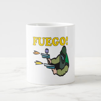 Fuego Extra Large Mug