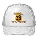 fuegoEnEl23 Hat