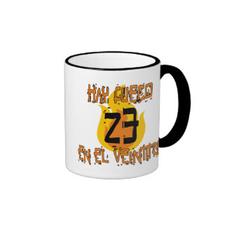 fuegoEnEl23 Mug