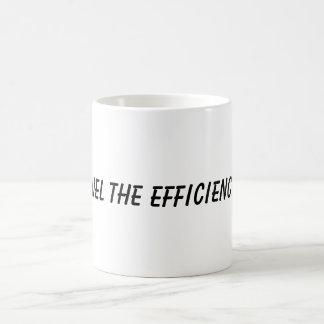 Fuel the Efficiency Mug