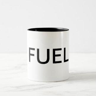 Fuel Two-Tone Coffee Mug