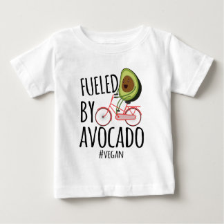 Fueled By Avocado Baby T-Shirt